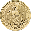 Picture of 2018 1oz 24k Gold UK Queen's Beast 'Unicorn'