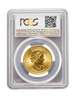 Picture of PCGS 2017 1oz Gold 150 Years Voyageur MS70