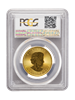 Picture of PCGS 2018 1oz Gold Canadian Maple Leaf MS66