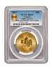 Picture of PCGS 2019 1oz Gold '40th Anniversary' Maple Leaf MS68