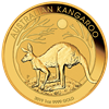 Picture of 2019 1oz 24k Gold Australian Kangaroo