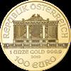 Picture of 2019 1oz 24k Gold Austrian Philharmonic