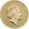 Picture of 2020 1oz 24k Gold UK Queen's Beast 'White Lion of Mortimer'