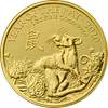 Picture of 2020 1oz 24k Gold UK Lunar 'Year Of The Rat'