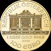 Picture of 2020 1oz 24k Gold Austrian Philharmonic