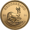 Picture of 2020 1oz 22k Gold South African Krugerrand