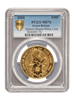 Picture of PCGS 2020 1oz Gold Queen's Beast 'White Lion' MS70