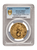 Picture of PCGS 2020 1oz Gold Queen's Beast 'White Lion' MS67