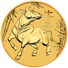 Picture of 2021 1oz 24k Gold Australian 'Year Of The Ox'